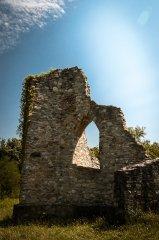 Schlossberg-templomrom