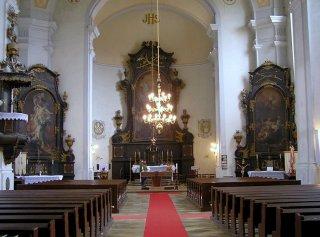 Szent György plébániatemplom
