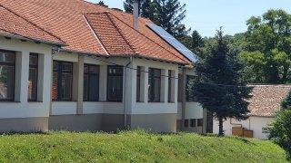 Schlossgarten Óvoda és Bölcsőde külső homlokzati hőszigetelése